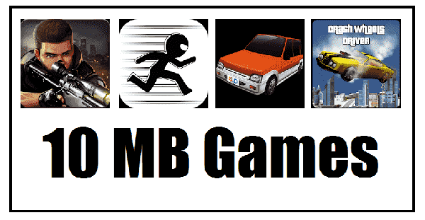 10 MB Games