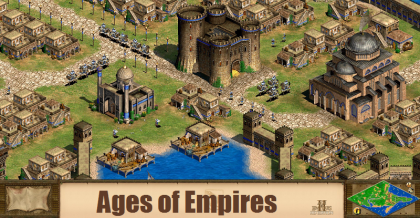 Games like Ages of Empires