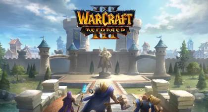 Games like Warcraft 3