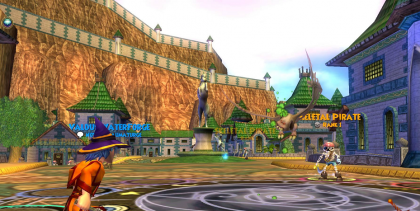 Games like Wizard101